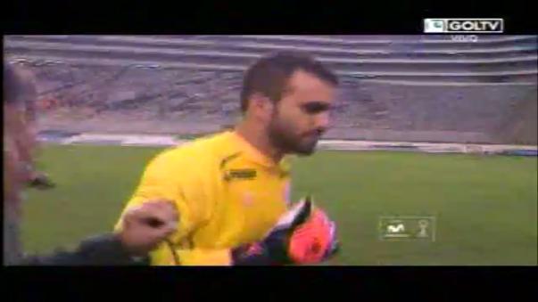 Arquero fue la figura de Universitario ante Sport Loreto.