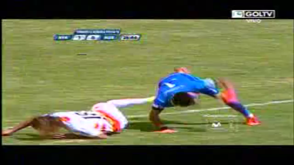 Pedro Gallese cometió un error garrafal ante Ayacucho FC.