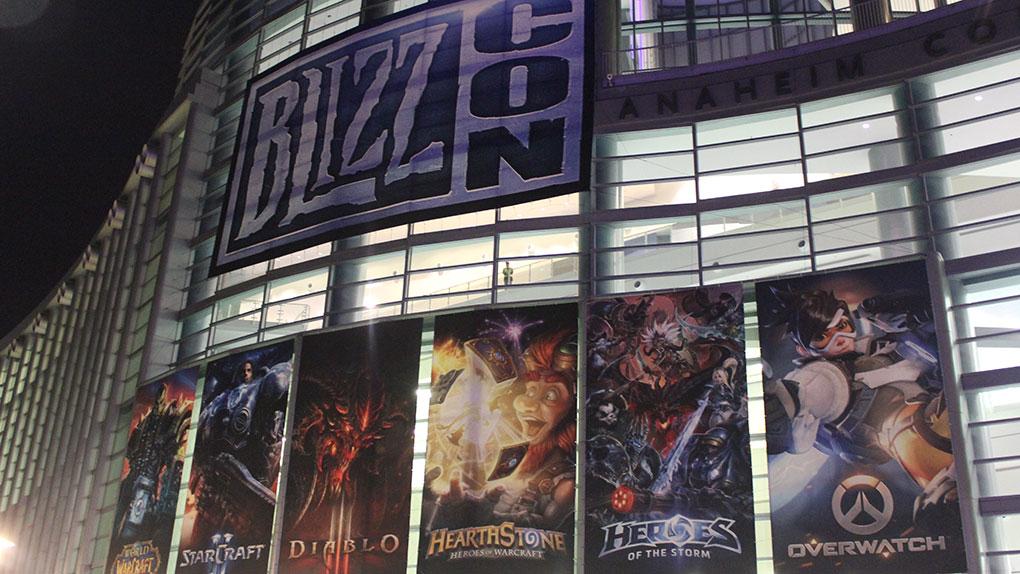 Más de un millón de dólares se repartieron entre jugadores profesionales de videojuegos en la BlizzCon.