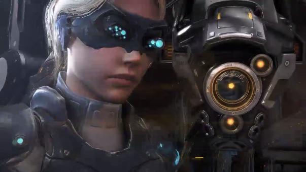 Operaciones encubiertas con Nova fue revelado en la BlizzCon 2015.