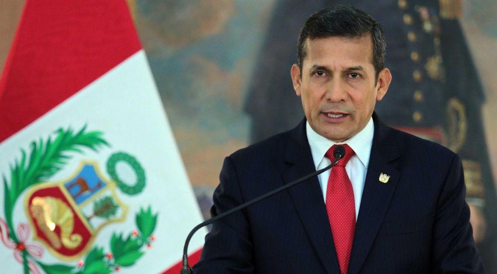 Ollanta Humala convocó a elecciones generales.