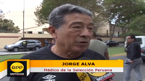 Dr. Jorge Alva