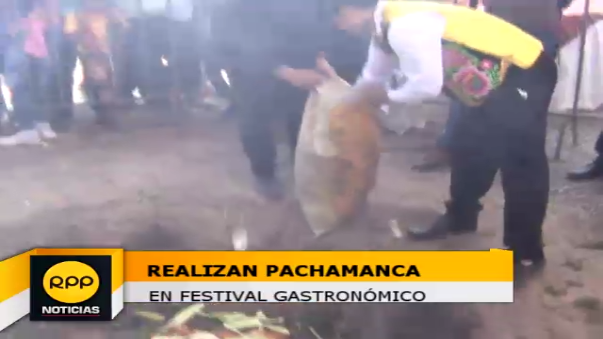 Pachamanca
