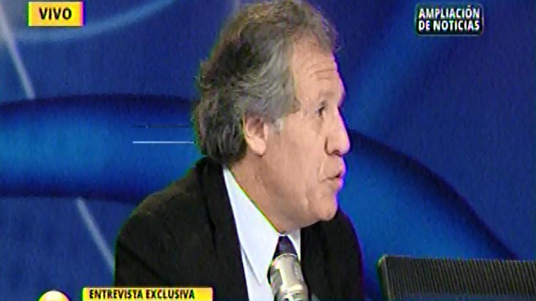 Luis Almagro (OEA)