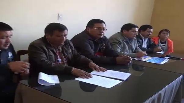 Dirigentes ambientales convocan movilización por Conga.