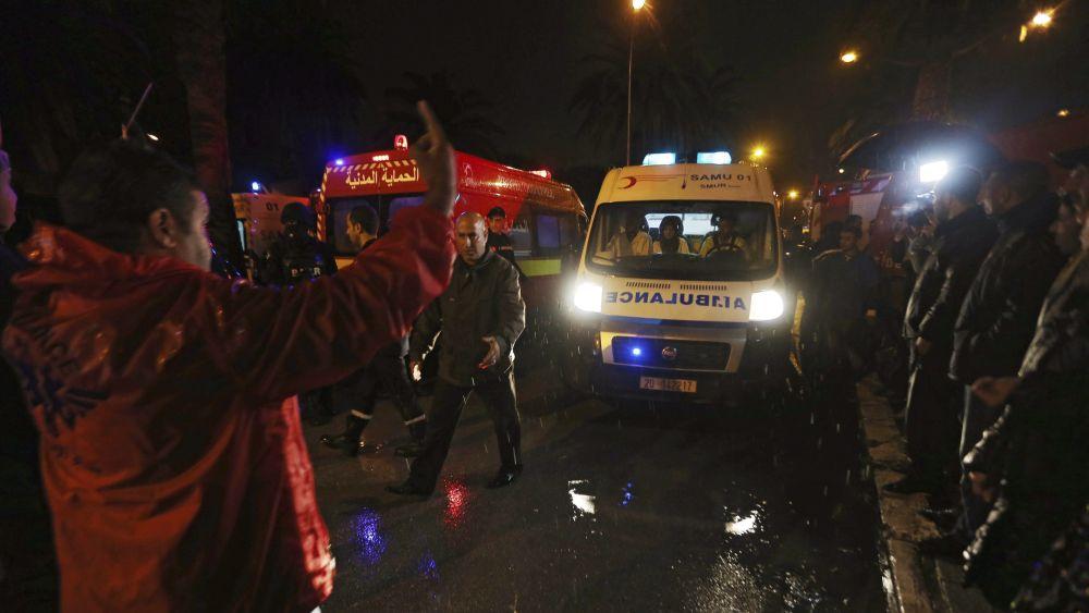 Las autoridades dicen que han recuperado el cuerpo del atacante.