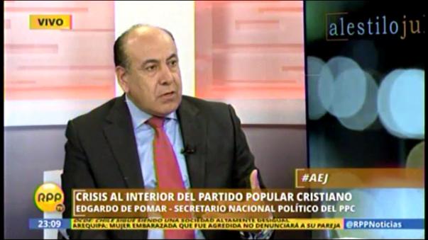 Edgardo De Pomar