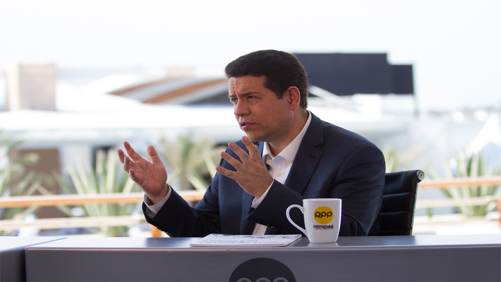 Presidente del Banco Mundial, participa en CADE 2015.