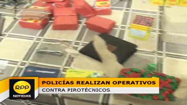El jefe de operaciones del frente policial de Cajamarca, coronel Francisco Augurto, precisó que los operativos se harán de manera coordinada con el Ministerio Público