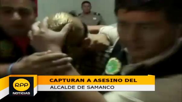 Adolescente fue puesto a disposición de la División de Investigación Criminal y Apoyo a la Justicia de Chimbote