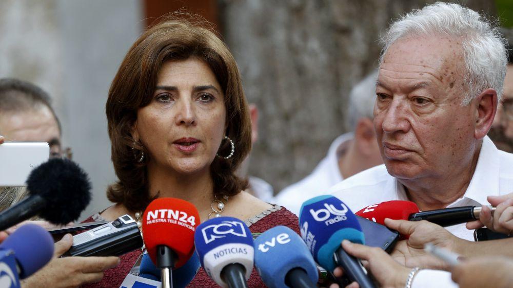 España y Colombia buscarán la conservación y la protección del pecio.