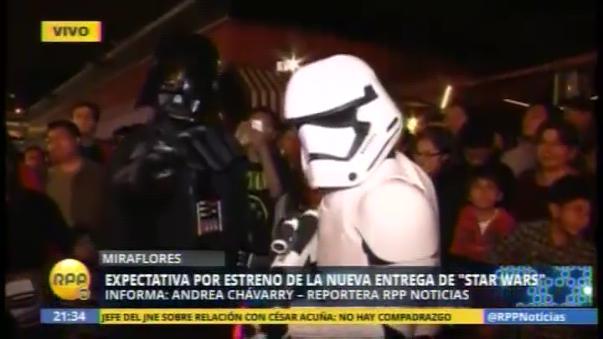 Star Wars en Lima