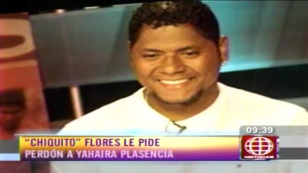 Juan 'Chiquito' Flores.