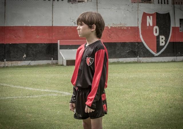 Lionel Messi en el Perú
