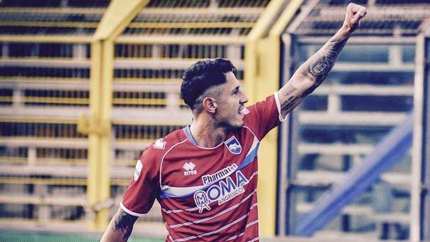 Gol de Lapadula al Perugia