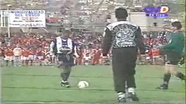Alianza Lima campeón 2001.