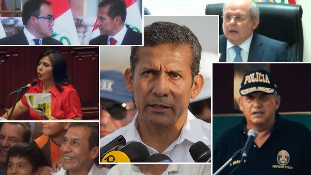 Ollanta Humala dejará el gobierno en tan solo siete meses.