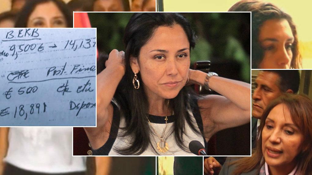 Nadine Heredia ha sido protagonista de manera frecuente de la agenda política del país.