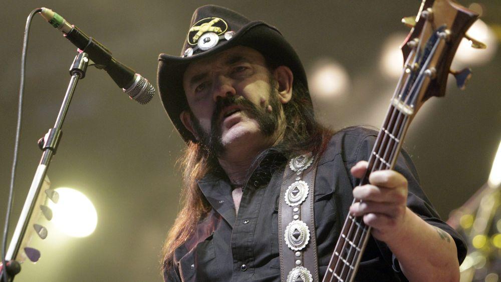 La fama de Lemmy también se benefició de todas las leyendas y mitos que rodearon su figura.