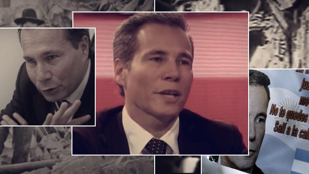 Nisman fue hallado muerto de un tiro en la sien en enero de 2015.