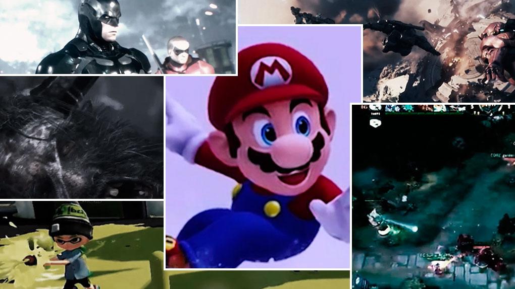 El 2015 estuvo lleno de novedades en lo que a video juegos se refiere.