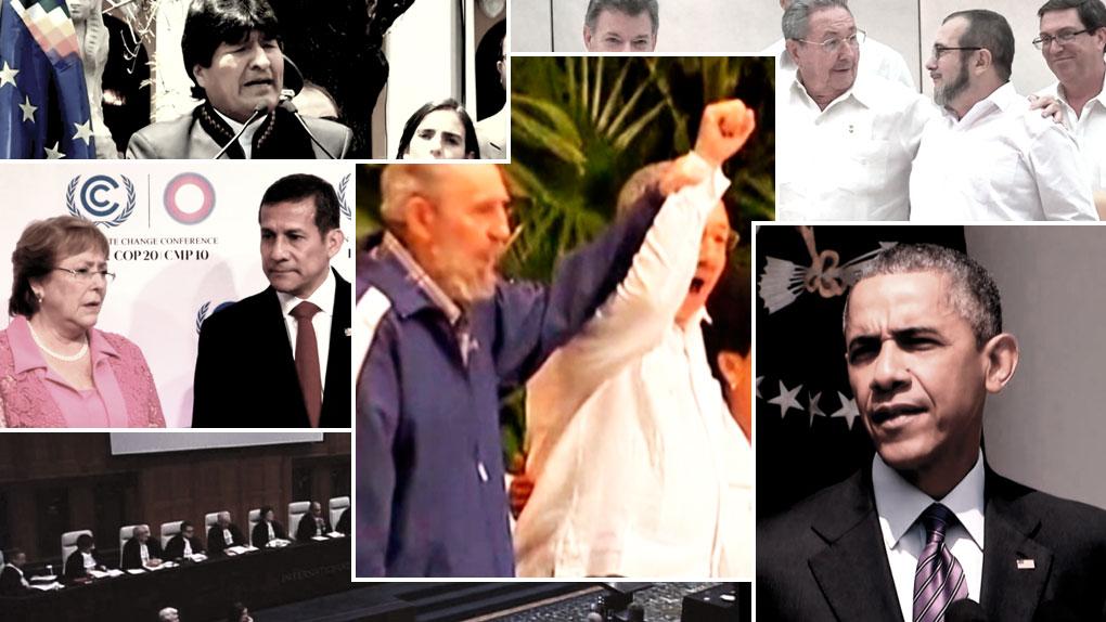 Este 2015 será un hito histórico en las relaciones entre Cuba y los Estados Unidos.