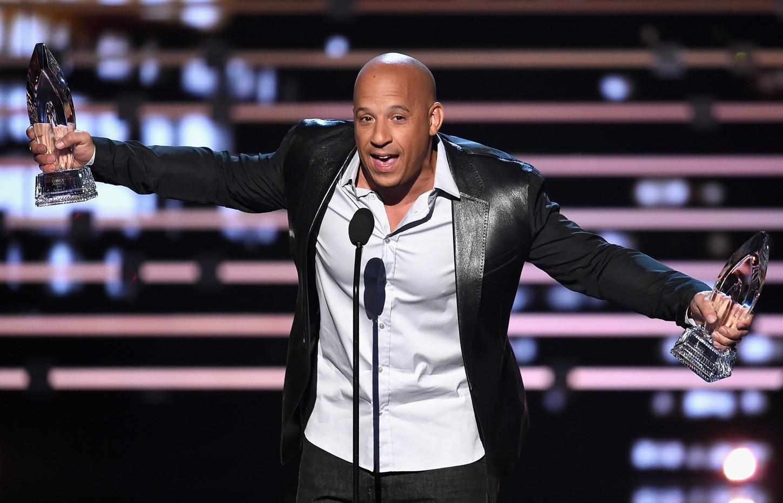 People's Choice Awards:  Vin Diesel cantó en homenaje a Paul Walker