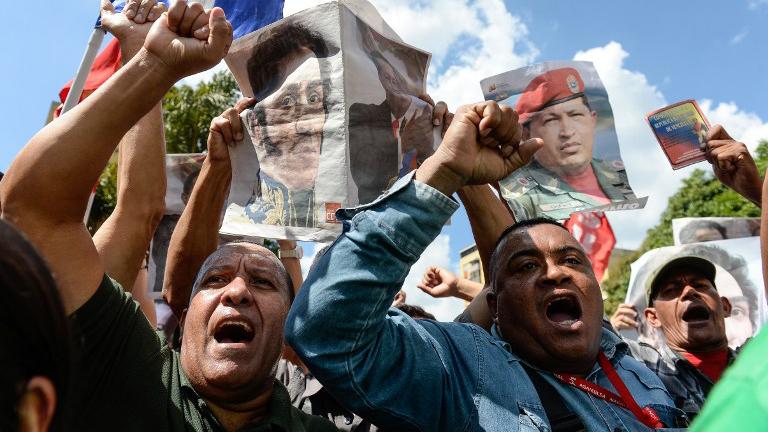 Los congresistas chavistas pideron al TSJ que anule la juramentación los diputados opositores impugnados.