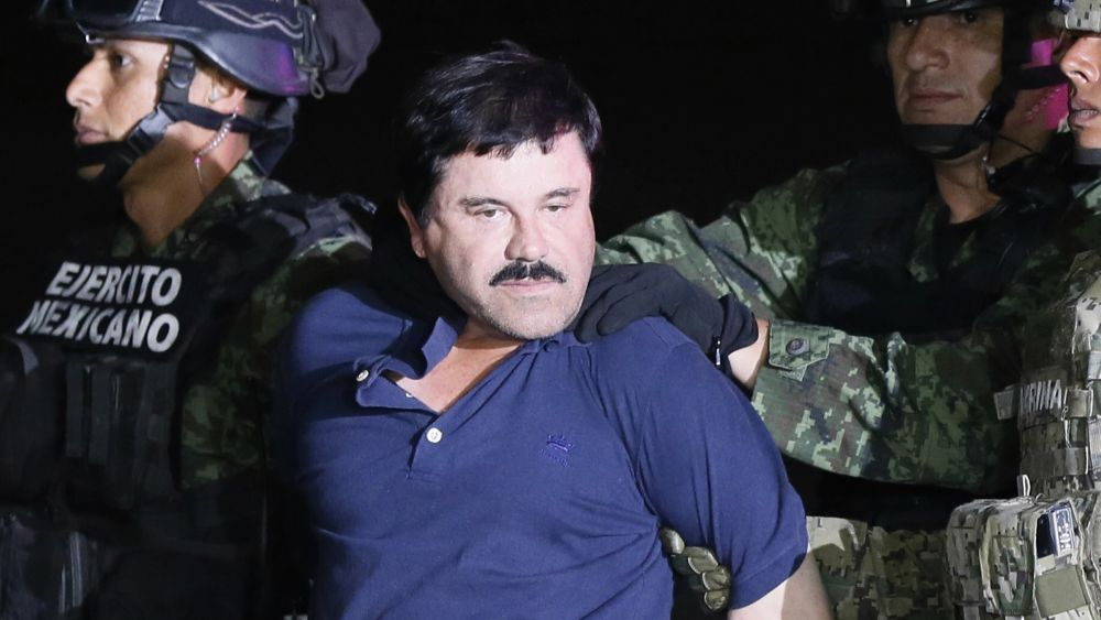 El fugitivo fue localizado en Pueblo Nuevo, estado norteño de Durango.