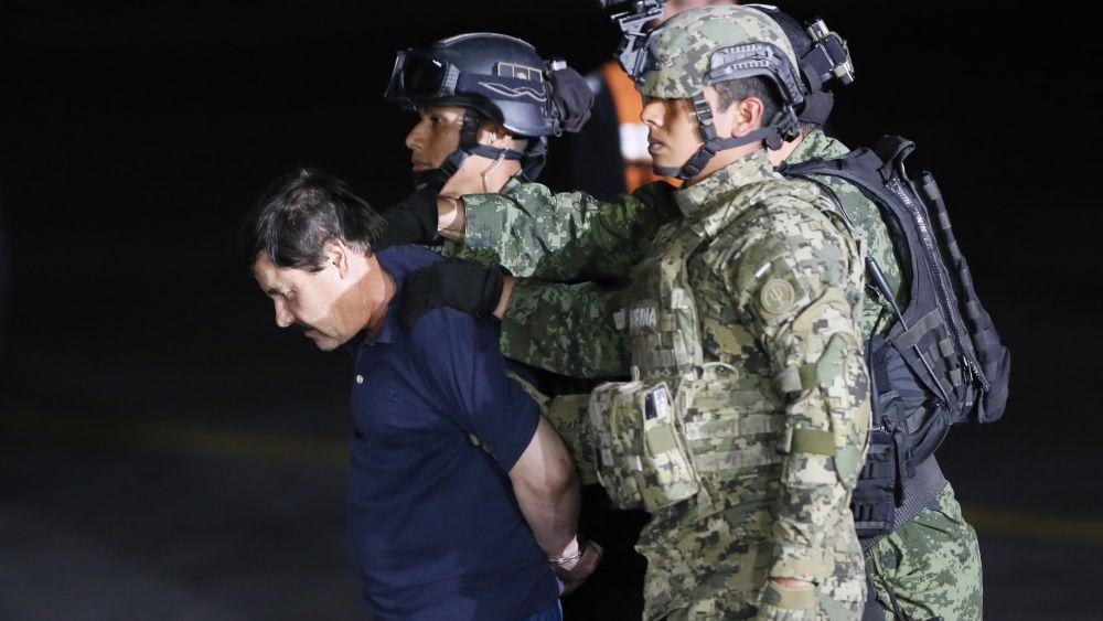 Según fuentes del Gobierno, la entrevista realizada en una zona selvática de México.