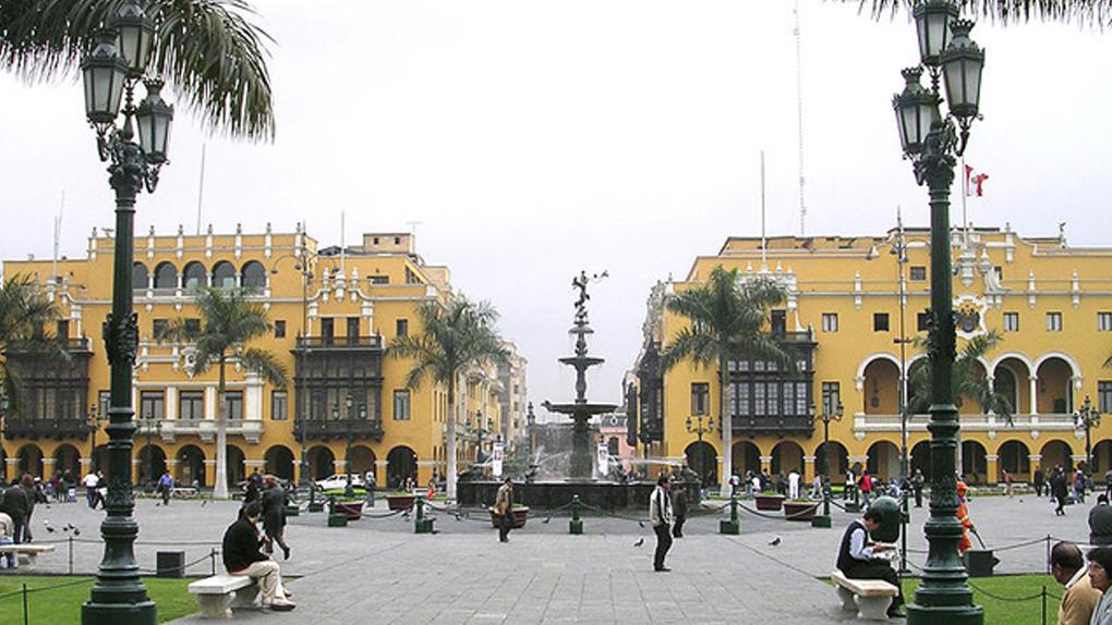 Fundación española de Lima fue el 18 de enero de 1535.