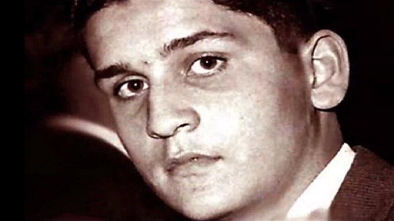 Poema Palabra de guerrillero en la voz de Alejandro Romualdo