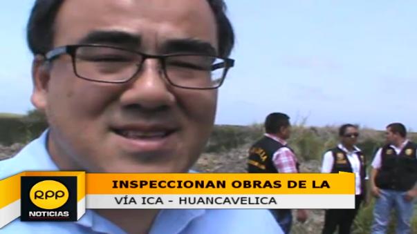 Esta vía permitirá ir de Huancavelica a Lima en 6 horas y media.
