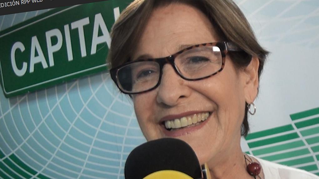 La exalcaldesa habló sobre la obra recién inaugurada por Luis Castañeda.