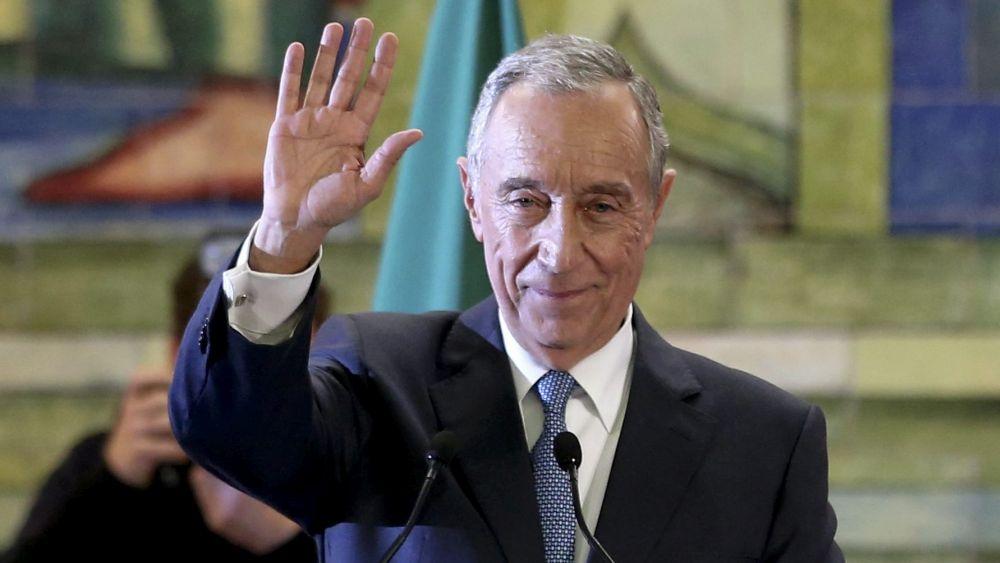 Rebelo de Sousa asumirá el cargo el próximo mes de marzo.