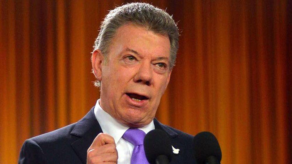 El presidente Juan Manuel Santos agradeció la resolución aprobada hoy por el Consejo de Seguridad de la ONU.