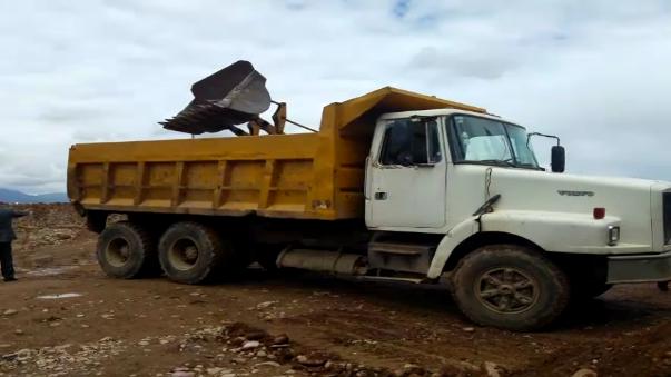 El gerente municipal de El Tambo, Héctor Felices, indicó que obra será entregada mañana.