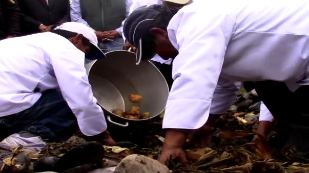 Michele Antignani manifestó que la pachamanca es el segundo plato a nivel nacional más conocido, tras el ceviche.