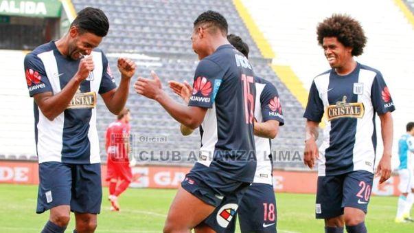 Lionard Pajoy estrenó este baile para celebrar su primer gol con Alianza Lima