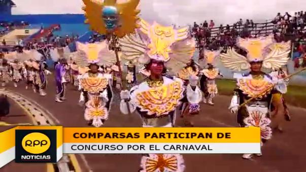 Agrupaciones y patrullas participan del tradicional concurso en Cajamarca.