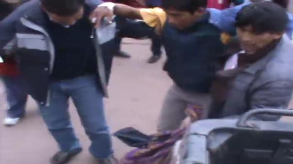 Los heridos fueron trasladados al Hospital Regional del Cusco y la posta de Paucartambo.