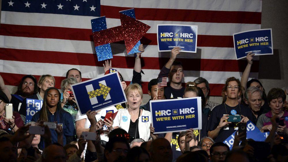Demócratas y republicanos eligen a sus representantes para la Casa Blanca.