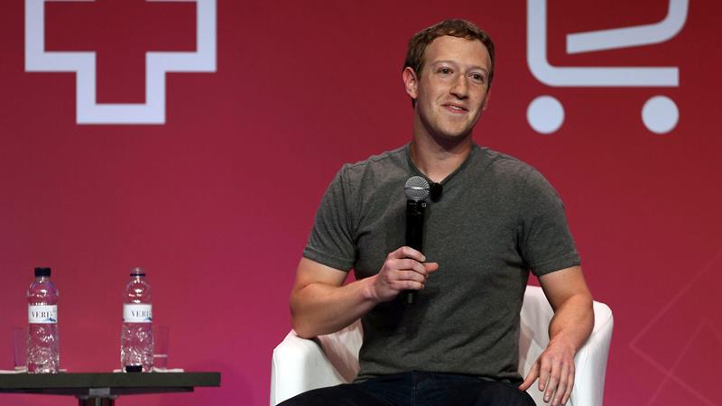 Zuckerberg expuso en el Mobile World Congress (MWC) donde es la estrella indiscutible desde hace tres años.