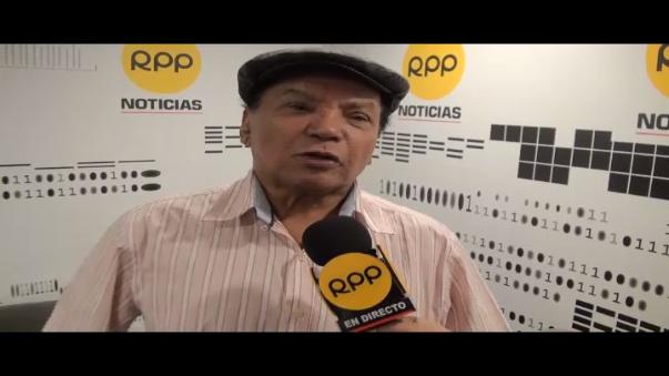 'Melcochita' en RPP Noticias