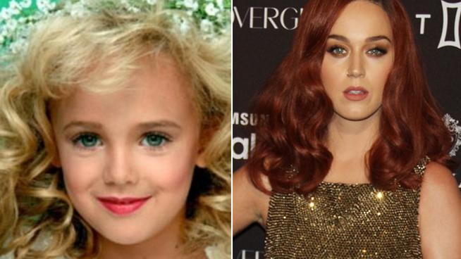 Katy Perry: ¿la cantante es la niña asesinada JonBenét Ramsey?