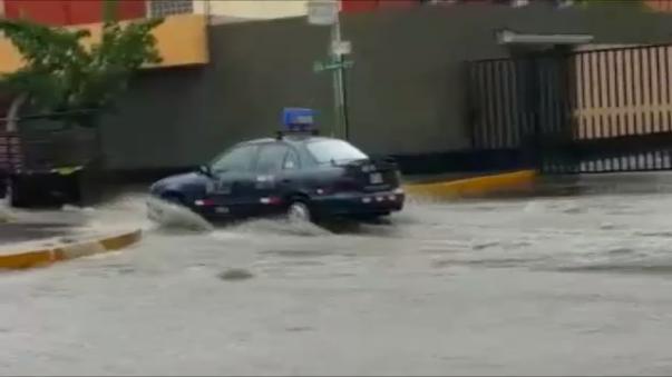 Fuertes lluvias han causado gran preocupación entre los ciudadanos.