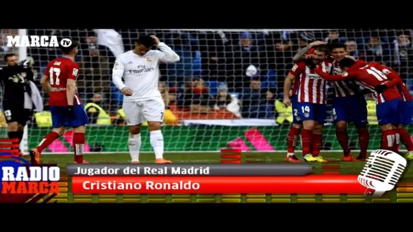 Cristiano Ronaldo y sus polémicas declaraciones.