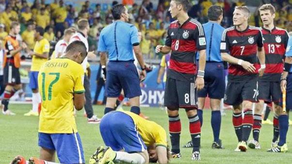 Thiago Silva confesó sufrir depresión tras el Brasil 1-7 Alemania del Mundial