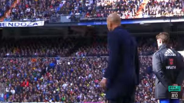 Esta fue la jugada que agotó la paciencia de Zidane con James Rodríguez