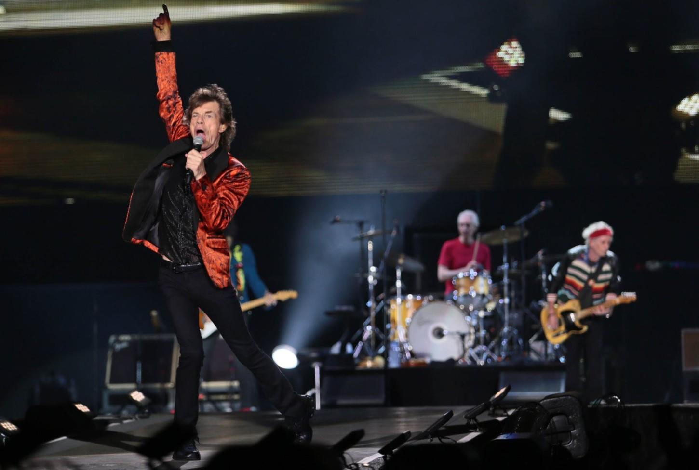 Así fue la interpretación de los Rolling Stones en Lima